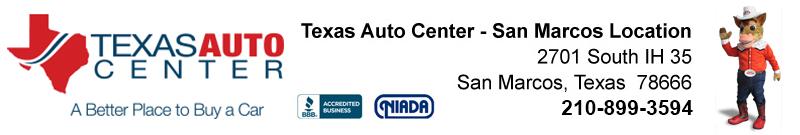 Texas Auto Center San Marcos
