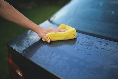 Clean Your Used Car