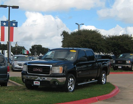 Texas Auto Center Trade In